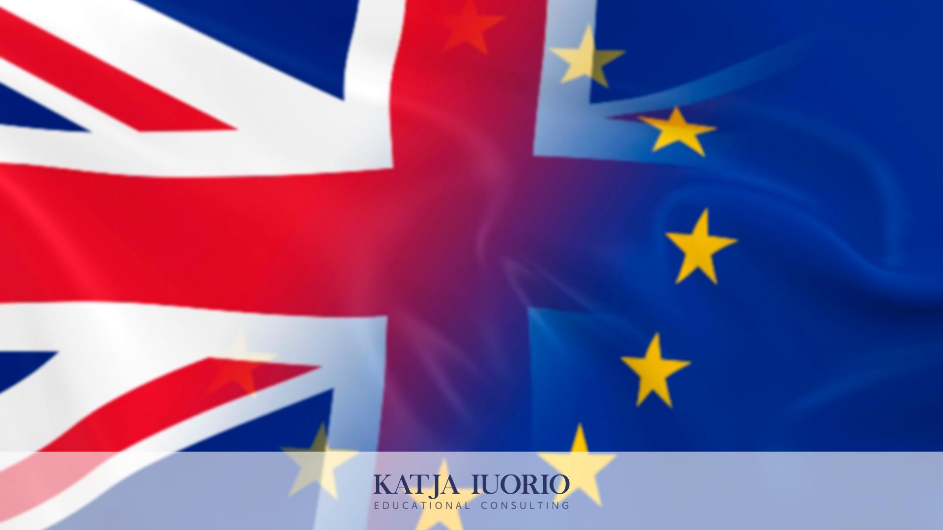 Studiare in UK dal 2021: cosa ci aspetta.